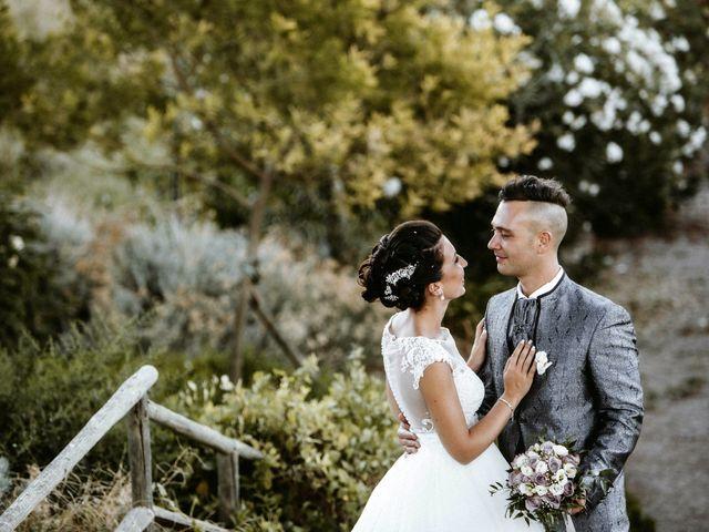 Il matrimonio di Sonia e Salvatore a Vallelunga Pratameno, Caltanissetta 88