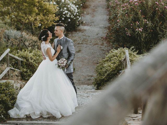 Il matrimonio di Sonia e Salvatore a Vallelunga Pratameno, Caltanissetta 89