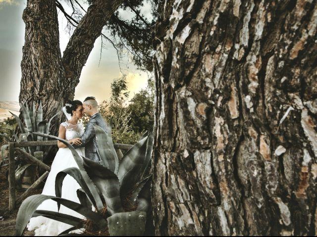 Il matrimonio di Sonia e Salvatore a Vallelunga Pratameno, Caltanissetta 90