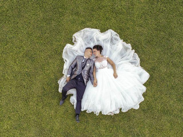 Il matrimonio di Sonia e Salvatore a Vallelunga Pratameno, Caltanissetta 92