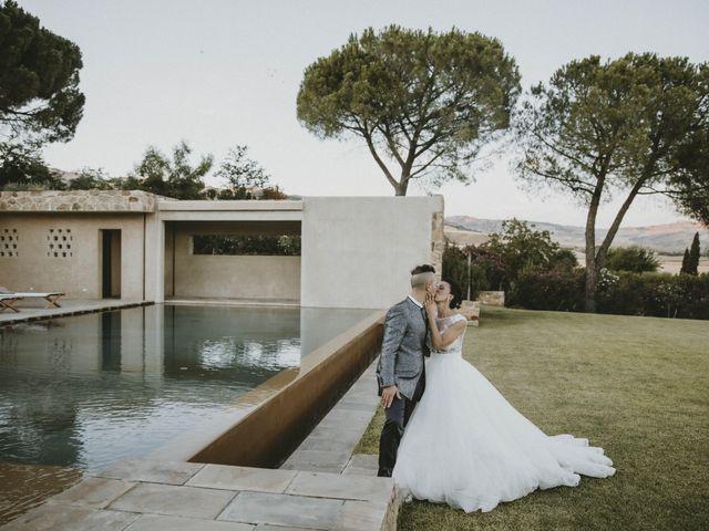 Il matrimonio di Sonia e Salvatore a Vallelunga Pratameno, Caltanissetta 93