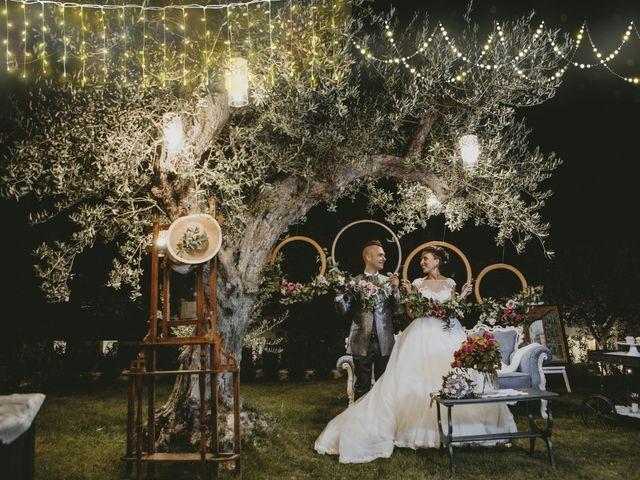 Il matrimonio di Sonia e Salvatore a Vallelunga Pratameno, Caltanissetta 95