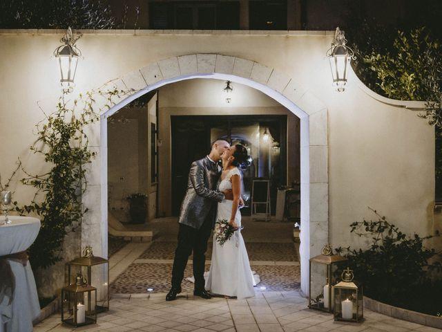 Il matrimonio di Sonia e Salvatore a Vallelunga Pratameno, Caltanissetta 97