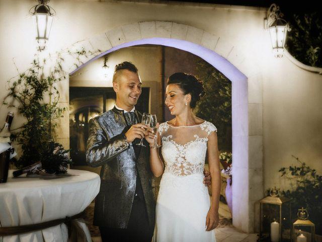 Il matrimonio di Sonia e Salvatore a Vallelunga Pratameno, Caltanissetta 98