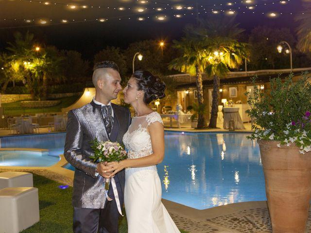 Il matrimonio di Sonia e Salvatore a Vallelunga Pratameno, Caltanissetta 99