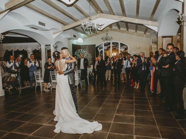 Il matrimonio di Sonia e Salvatore a Vallelunga Pratameno, Caltanissetta 100