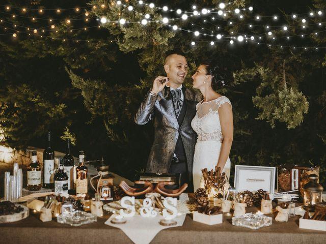 Il matrimonio di Sonia e Salvatore a Vallelunga Pratameno, Caltanissetta 103