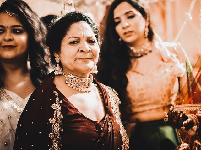Il matrimonio di Namita e Sourabh a Bergamo, Bergamo 35