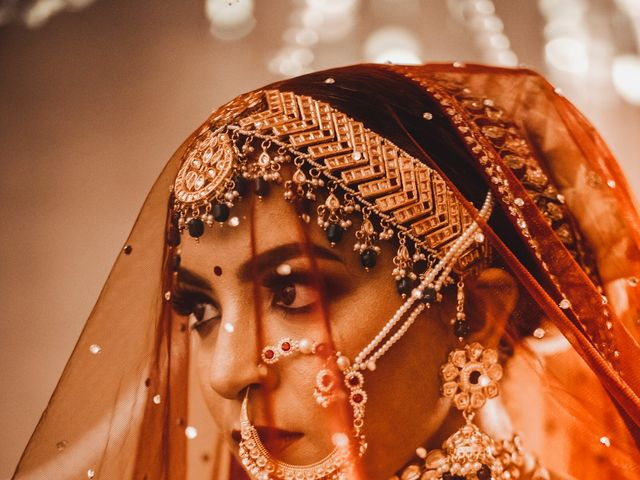 Il matrimonio di Namita e Sourabh a Bergamo, Bergamo 37