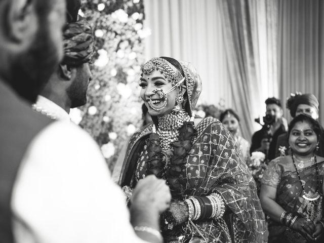 Il matrimonio di Namita e Sourabh a Bergamo, Bergamo 41