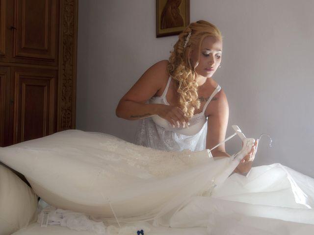 Il matrimonio di Giuseppe e Vianka a Riparbella, Pisa 13