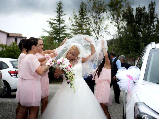 Il matrimonio di Giuseppe e Vianka a Riparbella, Pisa 20