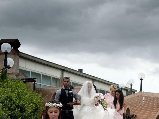 Il matrimonio di Giuseppe e Vianka a Riparbella, Pisa 21