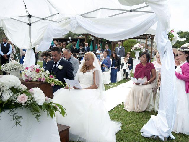Il matrimonio di Giuseppe e Vianka a Riparbella, Pisa 24