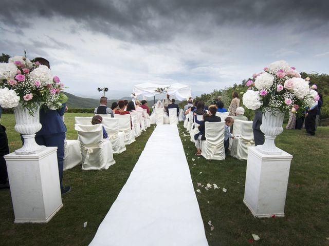 Il matrimonio di Giuseppe e Vianka a Riparbella, Pisa 26