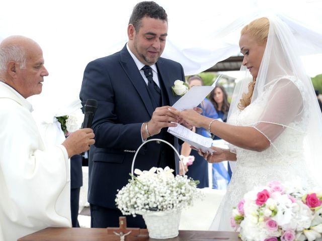 Il matrimonio di Giuseppe e Vianka a Riparbella, Pisa 27
