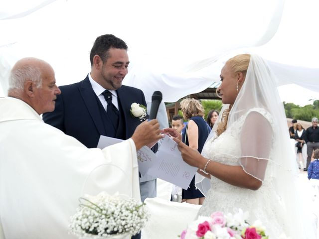 Il matrimonio di Giuseppe e Vianka a Riparbella, Pisa 28