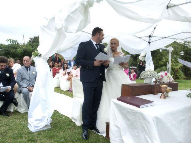 Il matrimonio di Giuseppe e Vianka a Riparbella, Pisa 29