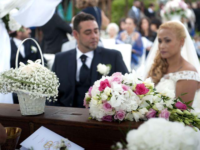 Il matrimonio di Giuseppe e Vianka a Riparbella, Pisa 30