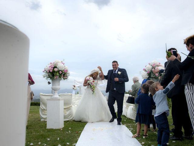 Il matrimonio di Giuseppe e Vianka a Riparbella, Pisa 31