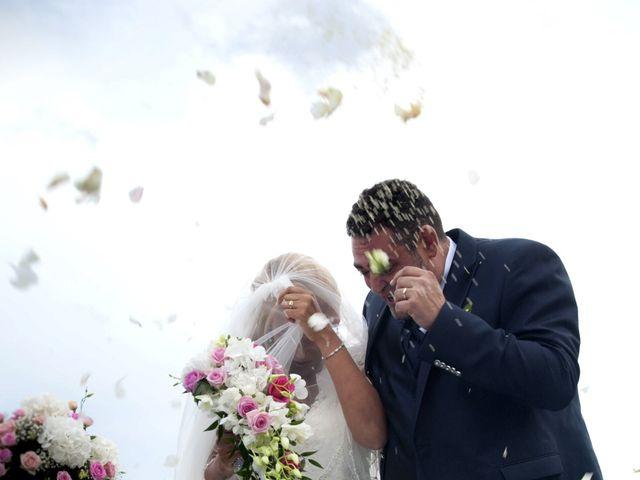 Il matrimonio di Giuseppe e Vianka a Riparbella, Pisa 32