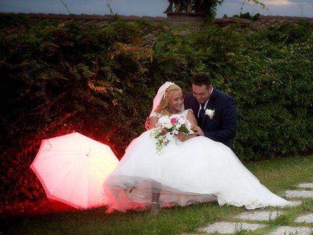 Il matrimonio di Giuseppe e Vianka a Riparbella, Pisa 33