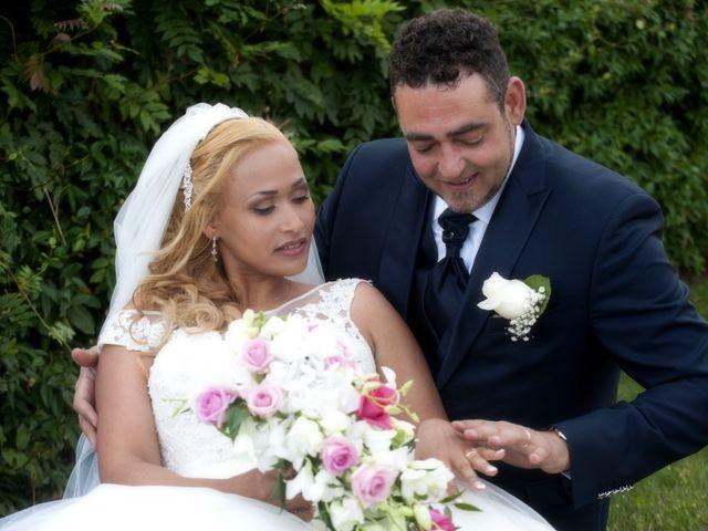 Il matrimonio di Giuseppe e Vianka a Riparbella, Pisa 34