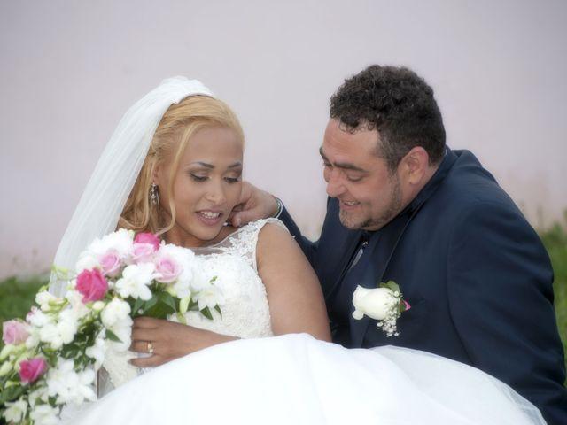 Il matrimonio di Giuseppe e Vianka a Riparbella, Pisa 36