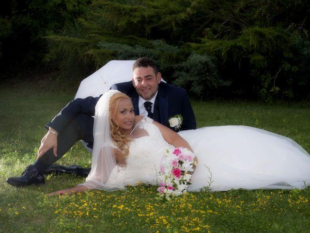 Il matrimonio di Giuseppe e Vianka a Riparbella, Pisa 37