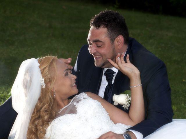 Il matrimonio di Giuseppe e Vianka a Riparbella, Pisa 38