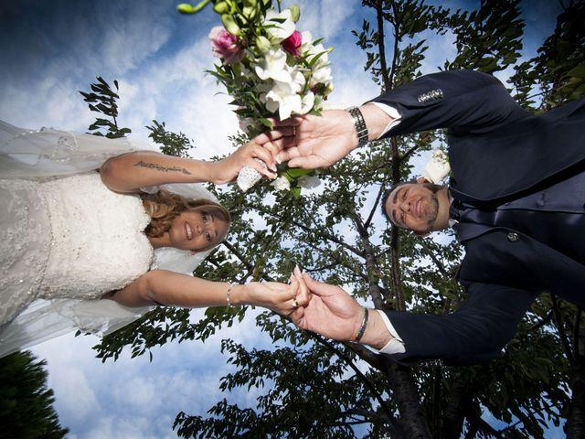 Il matrimonio di Giuseppe e Vianka a Riparbella, Pisa 43