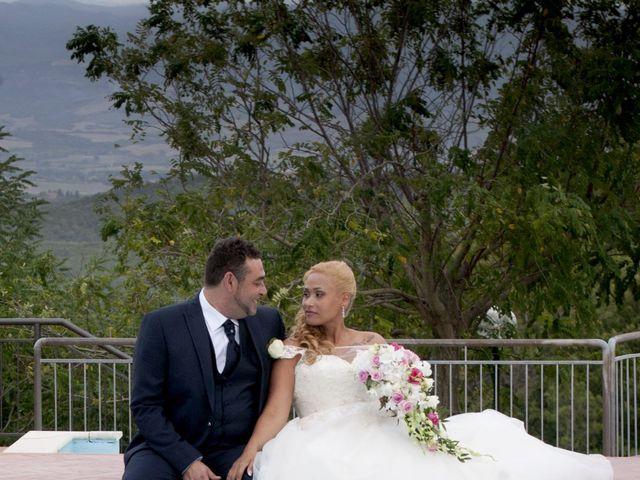 Il matrimonio di Giuseppe e Vianka a Riparbella, Pisa 45