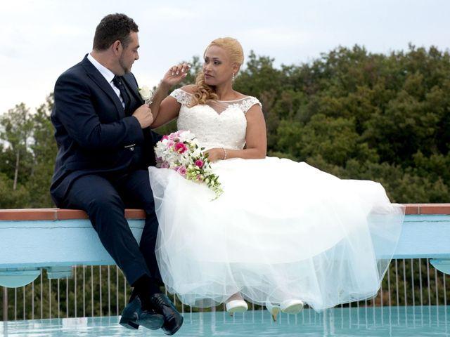 Il matrimonio di Giuseppe e Vianka a Riparbella, Pisa 46