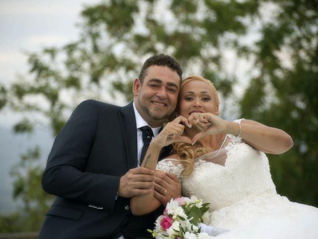 Il matrimonio di Giuseppe e Vianka a Riparbella, Pisa 47
