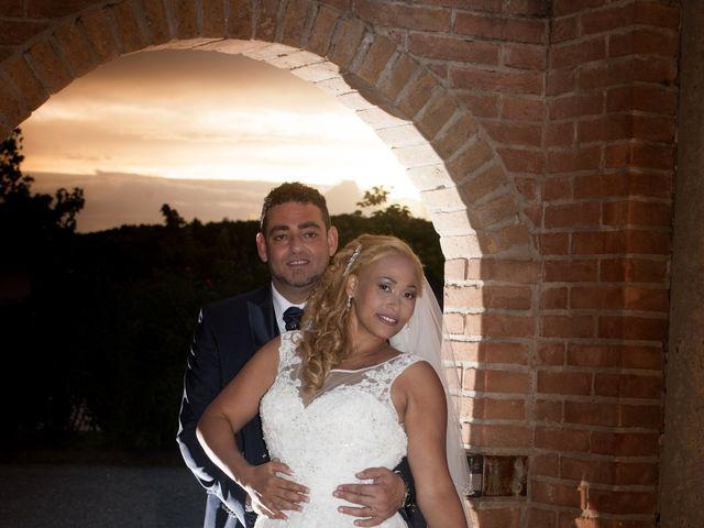 Il matrimonio di Giuseppe e Vianka a Riparbella, Pisa 53