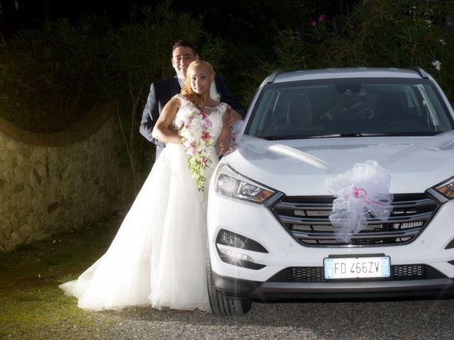 Il matrimonio di Giuseppe e Vianka a Riparbella, Pisa 54