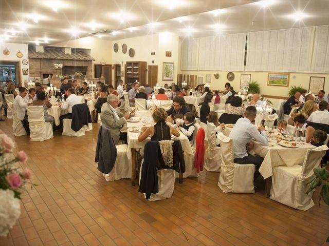 Il matrimonio di Giuseppe e Vianka a Riparbella, Pisa 59