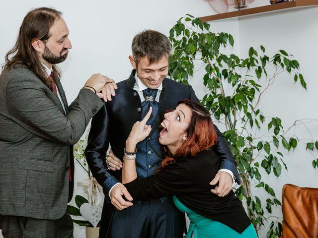 Il matrimonio di Vittorio e Jessica a Fino Mornasco, Como 7
