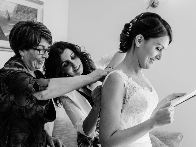 Il matrimonio di Vittorio e Jessica a Fino Mornasco, Como 16
