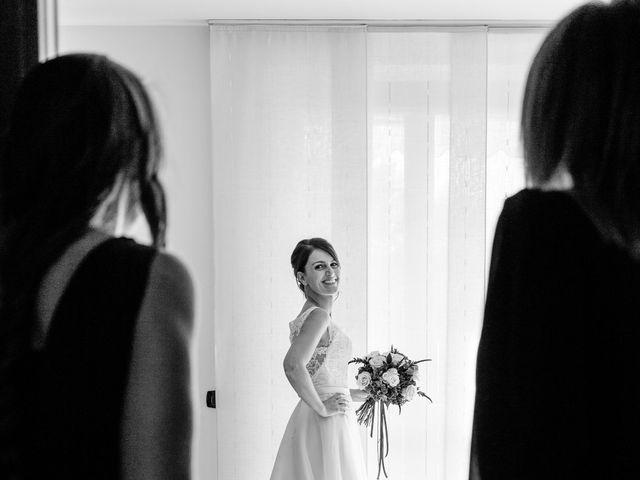 Il matrimonio di Vittorio e Jessica a Fino Mornasco, Como 20