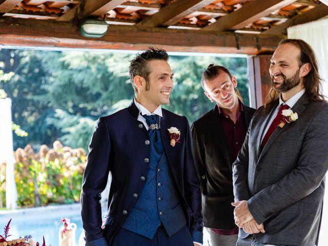 Il matrimonio di Vittorio e Jessica a Fino Mornasco, Como 30