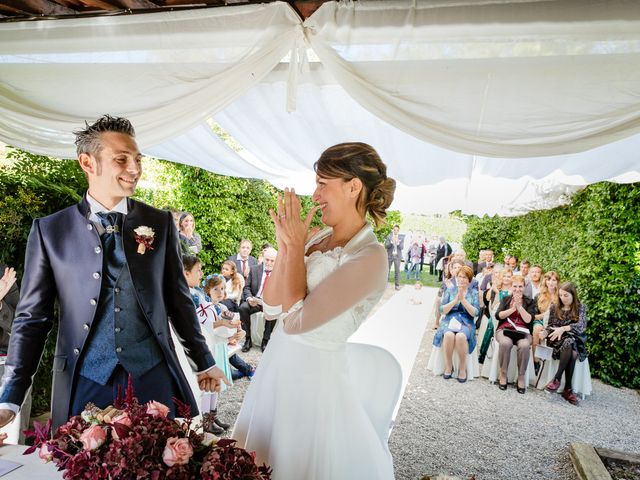 Il matrimonio di Vittorio e Jessica a Fino Mornasco, Como 36