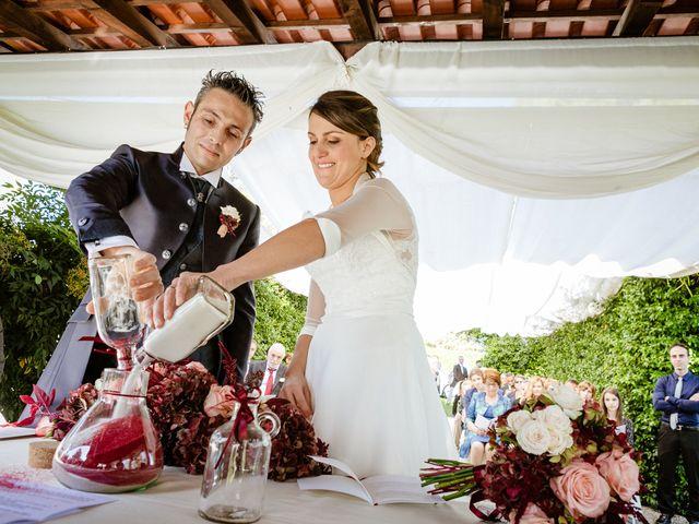 Il matrimonio di Vittorio e Jessica a Fino Mornasco, Como 38