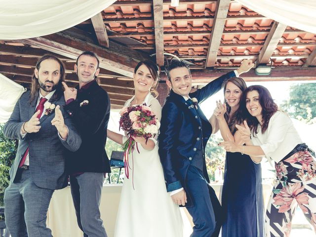 Il matrimonio di Vittorio e Jessica a Fino Mornasco, Como 40