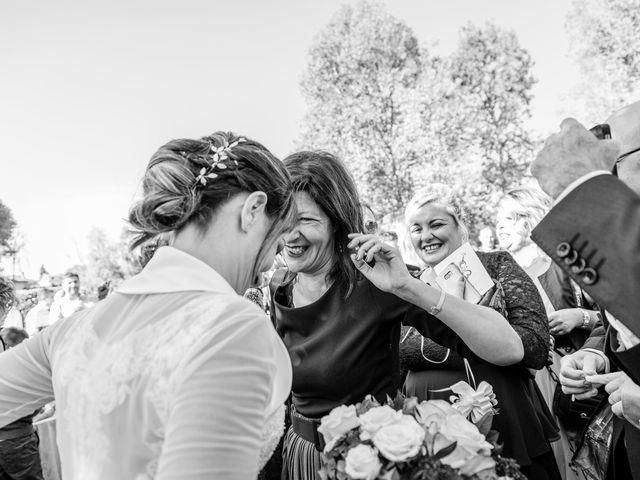 Il matrimonio di Vittorio e Jessica a Fino Mornasco, Como 46