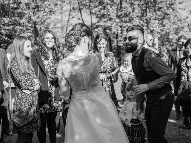 Il matrimonio di Vittorio e Jessica a Fino Mornasco, Como 47