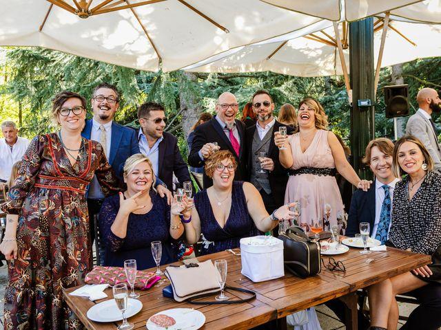 Il matrimonio di Vittorio e Jessica a Fino Mornasco, Como 50
