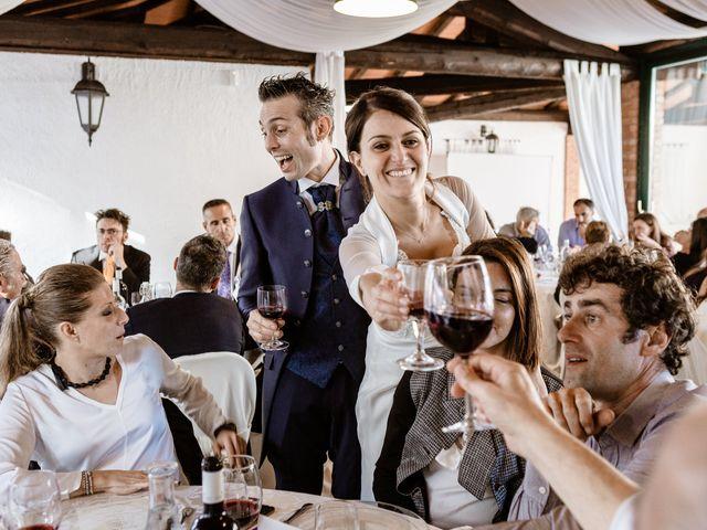 Il matrimonio di Vittorio e Jessica a Fino Mornasco, Como 57