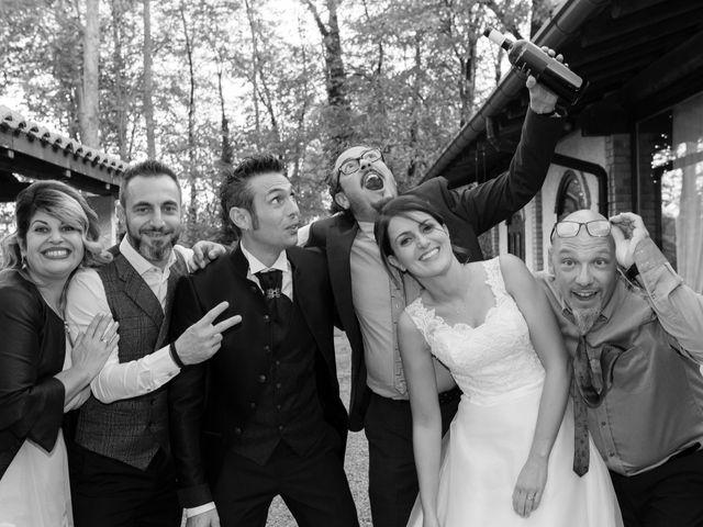 Il matrimonio di Vittorio e Jessica a Fino Mornasco, Como 58