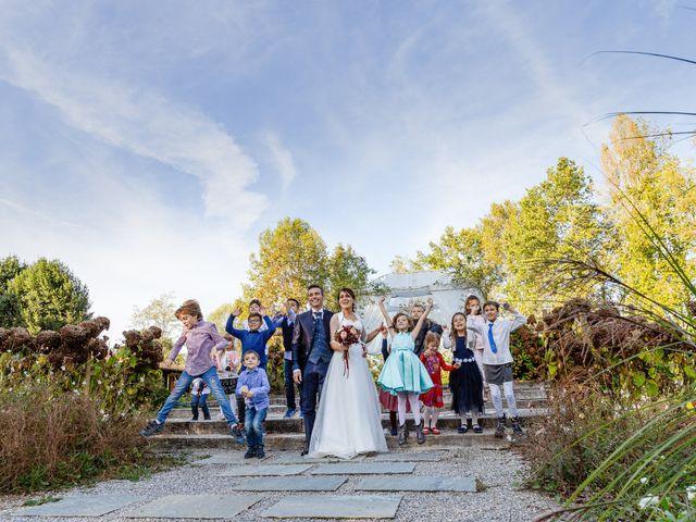 Il matrimonio di Vittorio e Jessica a Fino Mornasco, Como 60